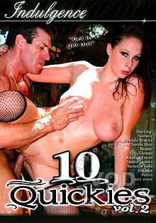 10 Quickies Volume 2 Box Cover