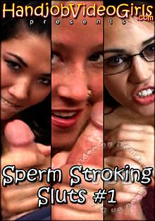 Sperm Stroking Sluts 1 Box Cover