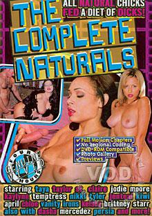 The Complete Naturals Box Cover