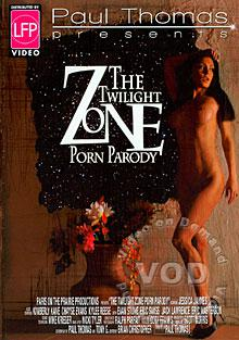 The Twilight Zone Porn Parody Box Cover