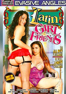 Latin Girl Friends Box Cover