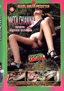 Vacca Chianina Box Cover