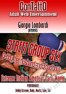 Street Group Sex Box Cover