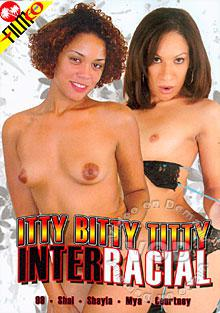 Itty Bitty Titty Interracial Box Cover