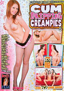 Cum Dripping Creampies 5 Box Cover