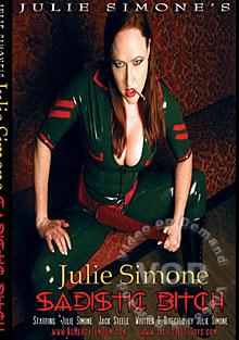 Julie Simone - Sadistic Bitch Box Cover