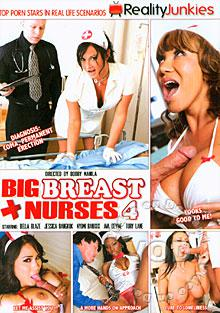 Big Breast Nurses 4 Box Cover