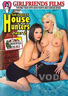 Lesbian House Hunters Part 2 Box Cover