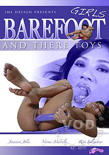 Barefoot Girls And Their Toys Box Cover