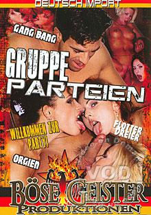 Gruppe Parteien Box Cover
