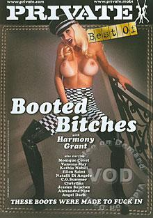Booted Bitches Box Cover