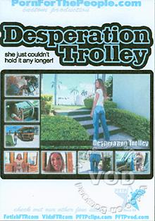 Desperation Trolley Box Cover