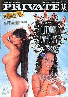 Outdoor Whores - Alfresco Fucking