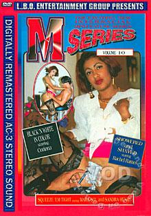M Series Volume 10 Box Cover