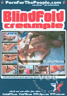 Blindfold Creampie Box Cover