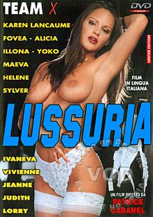 Lussuria Box Cover