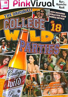 College Wild Parties #18 Box Cover