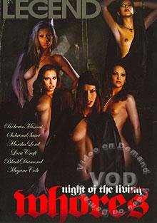 Night Of The Living Whores Box Cover