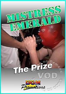 Mistress Emerald - The Prize Box Cover