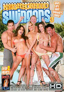 Neighborhood Swingers 3 Box Cover