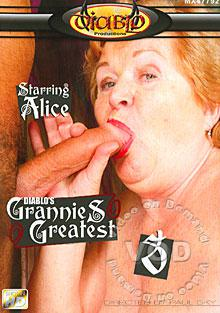 Grannies Greatest 8 Box Cover