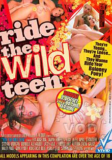 Ride The Wild Teen Box Cover