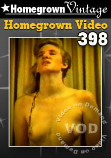 Homegrown Video 398 Box Cover
