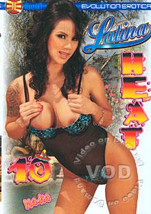 Latina Heat 10 Box Cover