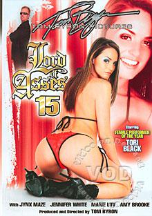 Lord Of Asses 15 Box Cover