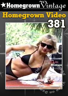 Homegrown Video 381 Box Cover