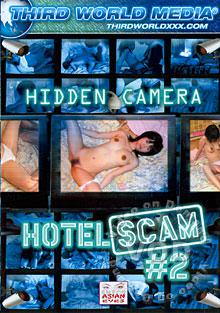 Hidden Camera Hotel Scam #2 Box Cover