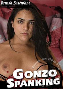 Gonzo Spanking Box Cover