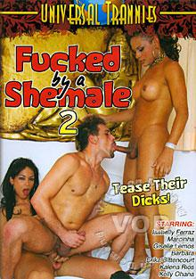 Fucked By A Shemale 2 Box Cover