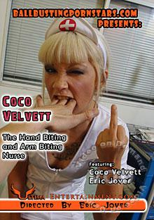Coco Velvett: The Hand Biting And Arm Biting Nurse