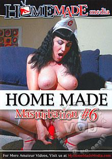 Home Made Masturbation #6 Box Cover
