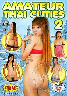 Amateur Thai Cuties 2 Box Cover