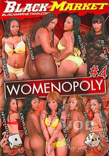 Womenopoly #4 Box Cover