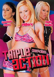 Triple Action Box Cover