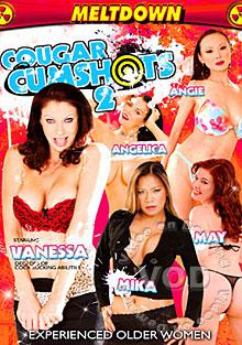 Cougar Cumshots 2 Box Cover