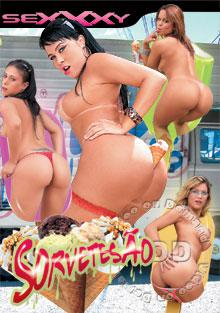 Asses And Ice Cream Box Cover