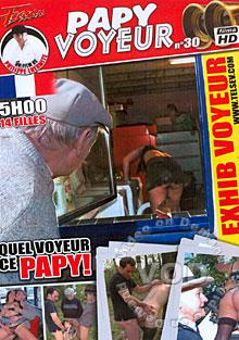 Papy Voyeur 30 Box Cover