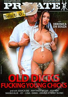Old Dicks Fucking Young Chicks Box Cover
