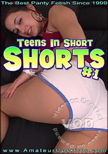 Teens In Short Shorts #1 Box Cover