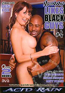 Mommy Likes Black Guys #4 Box Cover