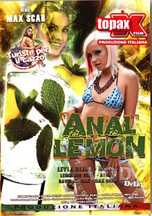 Anal Lemon Box Cover