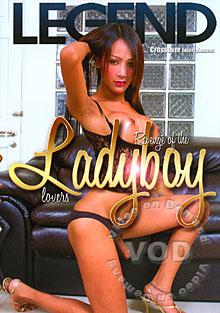 Revenge Of The Ladyboy Lovers Box Cover