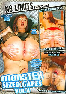 Monster Sized Gapes Vol. 4