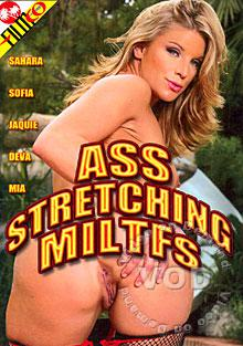 Ass Stretching MILTFs Box Cover