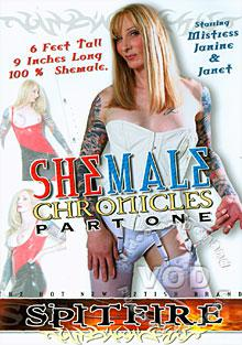 She Male Chronicles Part One Box Cover