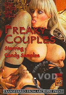 Freaky Couples Box Cover